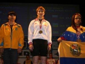 Фото: «Бронза» полтавської пауерліфтингістки на Чемпіонаті світу