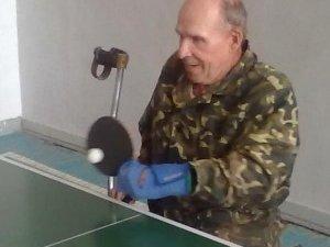 Фото: Розпочалася першість Полтави з настільного тенісу серед спортсменів-інвалідів