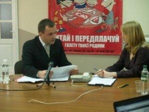 Фото: Віктор Бажан поставив діагноз чиновникам, до яких має претензії