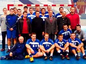 Фото: Полтавське Динамо вийшло на другу сходинку гандбольної Суперліги