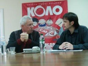 Фото: Є тільки два реальних кандидати на посаду мера – я і Мамай. Валерій Асадчев