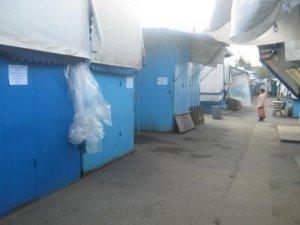 Фото: У Полтаві сьогодні ринки не працюють