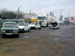 Фото: У Полтаві ДТП на Половках
