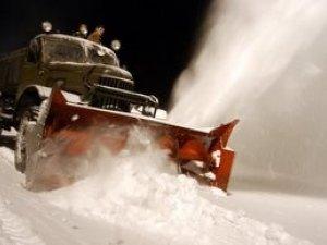 Фото: У Полтаві сніг прибиратиме техніка з підприємства мера