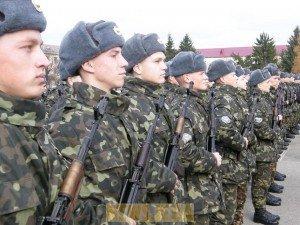 Фото: З Полтави до лав Збройних сил України восени призвали 186 юнаків