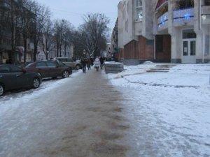 Тепер по вулиці Куйбишева ходити безпечніше