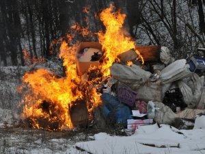 Фото: У Полтаві правоохоронці знищили наркотиків на 3,5 мільйонів гривень