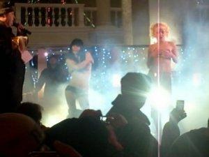 Фото: Міськвиконком не співпрацюватиме з організатором новорічного стриптизу у Полтаві