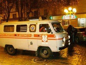 Фото: На Новий рік у Полтаві було 616 викликів швидкої допомоги