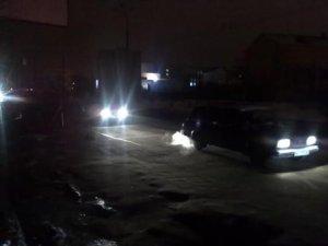 Фото: У центрі Полтави згасли вуличні ліхтарі.
