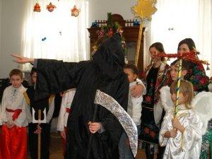 Фото: Для російських лікарів в полтавському музеї зробили свято