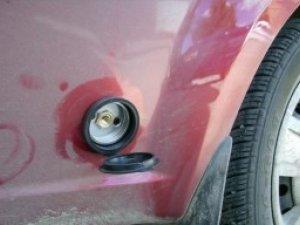 Фото: Метан в автомобілі може вибухнути лише під час неправильної експлуатації
