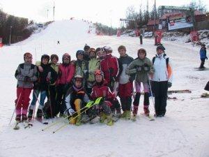 Фото: Єдина в області гірськолижна школа потребує більше виїздів до Карпат