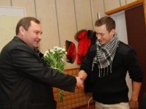 Переможець шоу Танцюють всі -3 Олександр Геращенко хоче відкрити власну школу