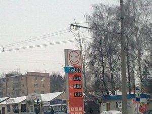 Фото: За тиждень ціна на бензин у Полтаві знову зросла