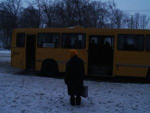 Фото: Сьогодні деякі  маршрутки їздили ще по 1гривні 25 копійок