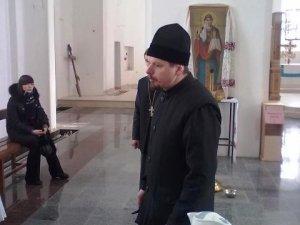 Фото: Полтавські проблемні діти відвідали храм