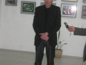 Фото: Унікальну виставку фотографій з Анатолієм Кукобою презентували у Художньому салоні Полтави