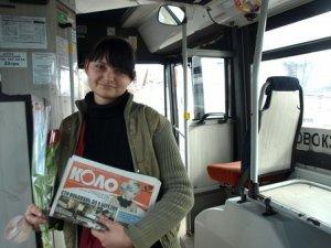 Фото: Редакція Коло вітала жінок, яким випало працювати 8-го березня