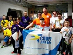 Фото: У Полтаві відбулися змагання спортивних сімей