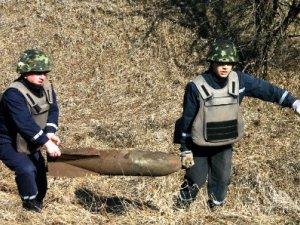 Фото: У Полтаві та області знайшли два «скарби» з боєприпасами