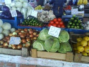 Фото: Продукти харчування у Полтаві: одні дорожчають, інші -  дешевшають.