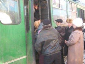 Фото: Студентські та учнівські квитки не діють в тролейбусах Полтави