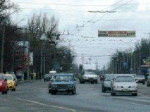 Фото: У Полтаві на перехресті вже три дні не працює світлофор