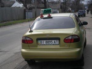 Фото: Як журналіст у Полтаві таксі та повій шукав