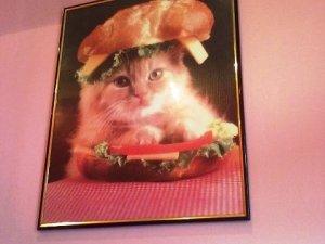 Фото: Я – репортер. Реклама гамбургерів по-полтавському