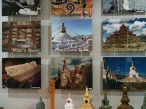 Фото: Полтавців за допомогою подорожуючої виставки познайомлять з історією Тибету
