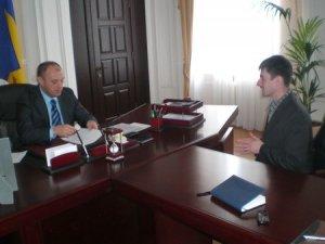 Фото: Журналіст «Іншого міста» зустрівся з мером Полтави