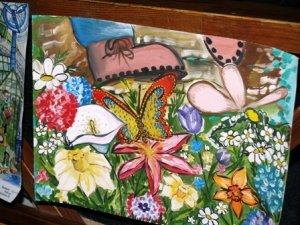 Фото: Найкраще малює на екологічну тематику учениця полтавської школи №38