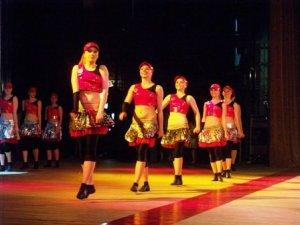 Фото: У Полтавському «Листопаді» можна було побачити дивовижні танці