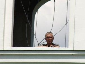 Фото: У Полтаві Патріарх Філарет освятив новозбудовану дзвіницю