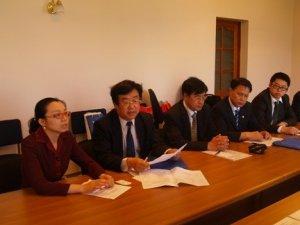 Фото: Делегація із Китаю запросила полтавців до себе подивитися на новітні технології