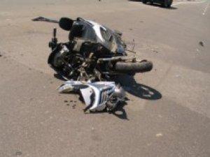 Фото: У Полтаві зафіксоване ще одне ДТП: постраждав мопедист