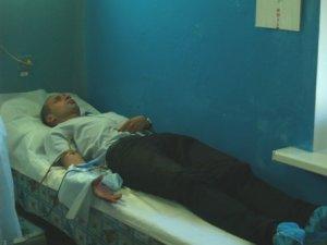 Полтавські міліціонери здали кров, щоб врятувати дітей
