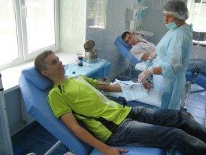 Фото: Полтавський студент втратив кров аби стало соромно депутатам