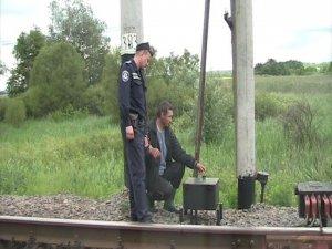 Фото: Через викрадача трансформаторів під Полтавою затримано 11 потягів