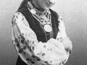 Фото: Сьогодні 157 років від Дня народження акторки, на честь якої названо один з провулків у Полтаві