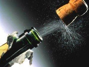 Фото: Полтавський бармен: справжнє шампанське можна розпізнати за бульбашками та шипінням