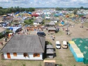 Фото: За перший день Сорочинський ярмарок відвідало 150 тисяч людей