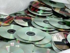 Фото: На Полтавщині СБУ конфіскувала компакт-диски на 170 тисяч гривень