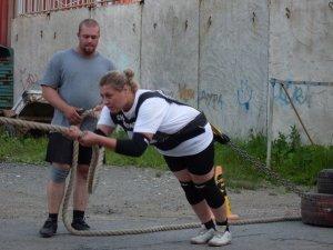 Фото: Полтава перетвориться на світову столицю богатирського спорту