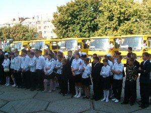 Фото: Школярі з Полтави побували у ролі сільських дітлахів