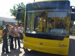 Фото: Наступного року у тролейбусному депо чекають на ще одне поповнення