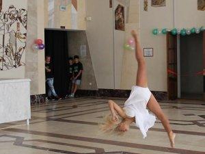 Фото: Олександр Геращенко відкрив у Полтаві танцювальну школу