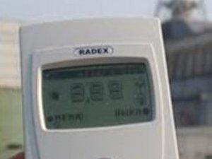Фото: Радіаційний фон та температура води у Ворсклі