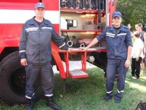 Фото: Завтра у пожежників Полтави день відкритих дверей